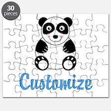 Custom Panda Puzzle