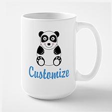 Custom Panda Mug