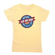 Leap Day Baby Girl's Tee