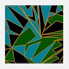 Leaf Soup Tile Coaster
