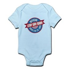 Leap Day Baby Body Suit