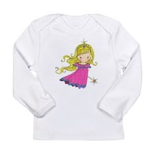 colored fairy princess png Long Sleeve T-Shirt