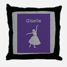 Giselle Throw Pillow