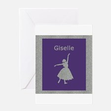 Giselle Greeting Cards