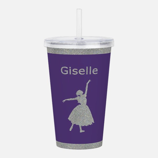 Giselle Acrylic Double-wall Tumbler