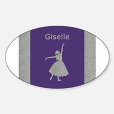 Giselle Decal