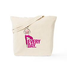Yoga Everyday. Tote Bag