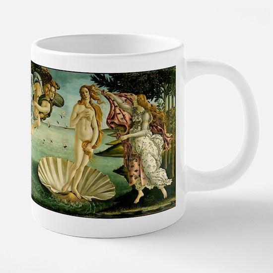 The Birth of Venus Mugs