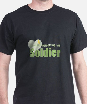 Supporting my soldier T-Shirt