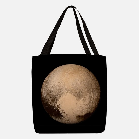 Pluto Polyester Tote Bag