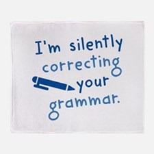I'm Silently Correcting Your Grammar Stadium Blank
