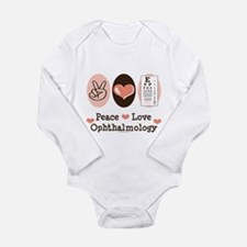 Cool Health care Long Sleeve Infant Bodysuit