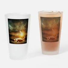 Mermaid Beached Drinking Glass