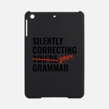 Silently Correcting You're Grammar iPad Mini Case