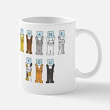Thank you kittens. Mug