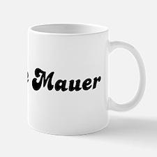 Mrs. Joe Mauer Mug