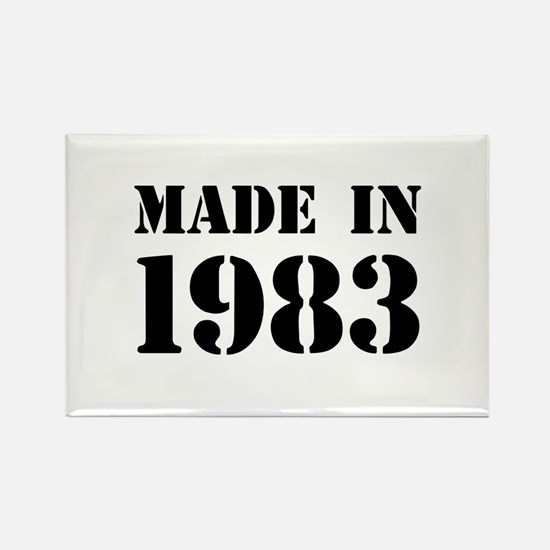 Made in 1983 Magnets