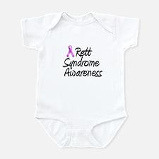 Rett Syndrome Infant Bodysuit