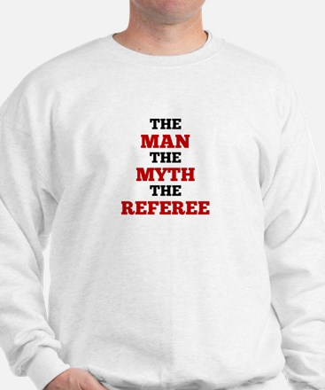 The Man The Myth The Referee Sweater