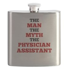 The Man The Myth The Physician Assistant Flask