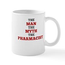 The Man The Myth The Pharmacist Mugs