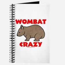 Wombat Crazy Journal