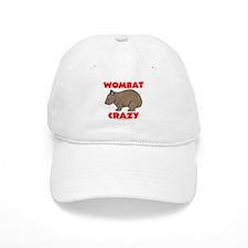 Wombat Crazy Baseball Cap