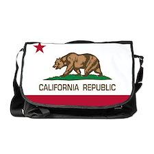 California Republic authentic versio Messenger Bag