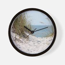 Unique Sandy Wall Clock