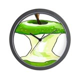 Apple green Basic Clocks