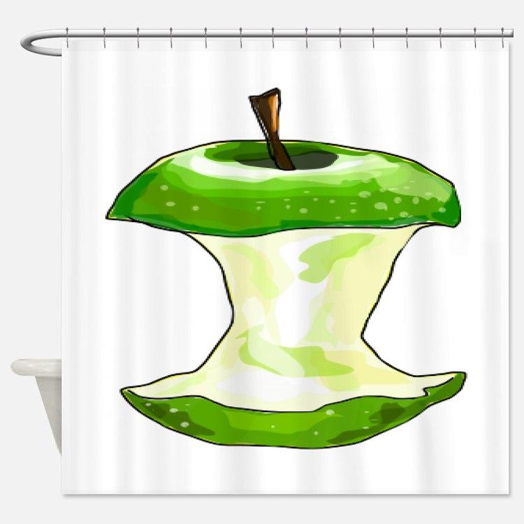 apple green bathroom accessories decor cafepress. Black Bedroom Furniture Sets. Home Design Ideas
