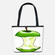 Green Apple Core Bucket Bag