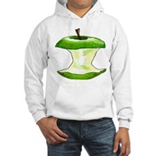 Green Apple Core Hoodie