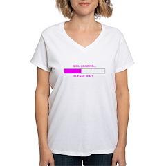 GIRL LOADING... Shirt