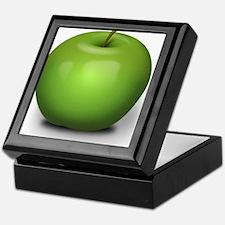 Green Apple Keepsake Box