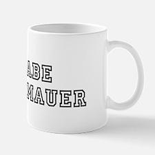 Wannabe Mrs. Joe Mauer  Mug
