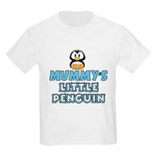 Mummy's Little Penguin T-Shirt