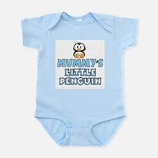 Mummy's Little Penguin Body Suit
