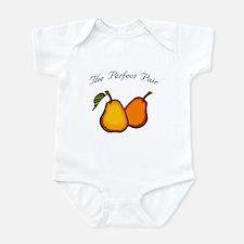 The Perfect Pair Infant Bodysuit