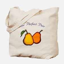 The Perfect Pair Tote Bag