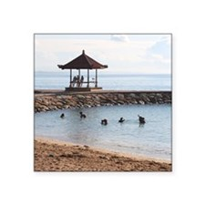 Bali Beach Sticker