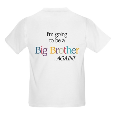 Secret AGAIN (Brother) - Kids Light T-Shirt