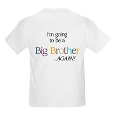 Secret AGAIN (Brother) - T-Shirt