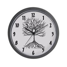 Tree of Life Clock Wall Clock