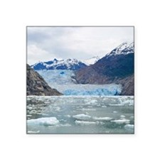 Sawyer Glacier Alaska Sticker