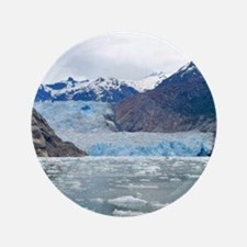 Sawyer Glacier Alaska Button