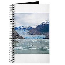 Sawyer Glacier Alaska Journal