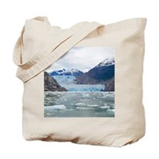 Sawyer Glacier Alaska Tote Bag