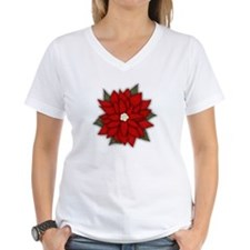 Glorious Poinsettia Shirt