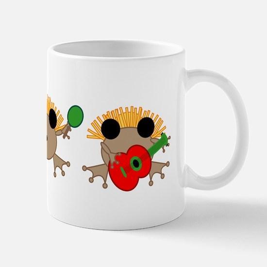 coqui * Christmas * parranda navidad mug